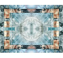 Clouded Perspective Photographic Print