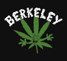 Berkeley Marijuana by MarijuanaTshirt