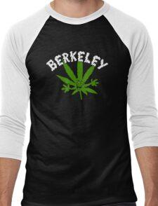 Berkeley Marijuana Men's Baseball ¾ T-Shirt