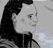 Loki caged by Mad-Hufflepuff