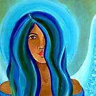 Sapphire Angel by Earthangels