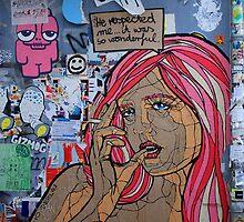 Lady Pink by Maya Hiort Petersen