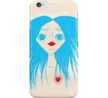 Girl in Love iPhone Case/Skin