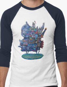 Fandom Moving Castle Men's Baseball ¾ T-Shirt