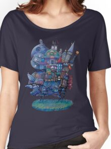 Fandom Moving Castle Women's Relaxed Fit T-Shirt