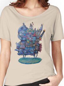 Fandom Moving Castle Women's Relaxed Fit T-Shirt