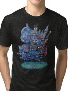 Fandom Moving Castle Tri-blend T-Shirt