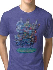 Fandom Moving Castle Tri-blend T-Shirt