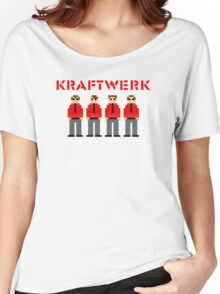 Kraftwerk 8-bit Women's Relaxed Fit T-Shirt