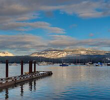 COWICHAN BAY by Sandy Stewart