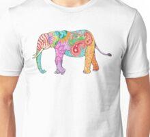 Cosmic Elephant Unisex T-Shirt
