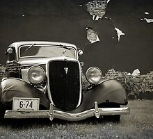 1934 Ford by dlhedberg