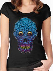 Aquiatic Zomboo Women's Fitted Scoop T-Shirt