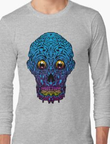 Aquiatic Zomboo Long Sleeve T-Shirt