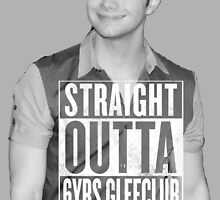 Straight Outta 6 years Glee Club by kardish