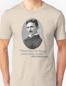 Sexy Tesla 01 T-Shirt