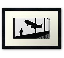 Wonder Of Flight Framed Print