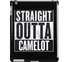 Straight Outta Camelot iPad Case/Skin