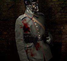 zombie prussian generaloberst by wetchickenlip
