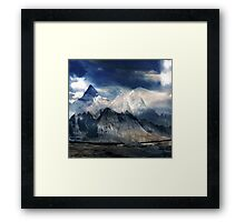 This Fantasy Above All. Framed Print