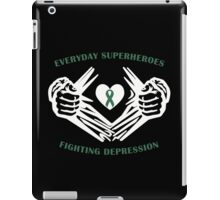 Depression Heroes iPad Case/Skin