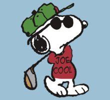 Joe Cool Loves Golf by gaberje