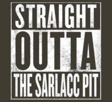 STRAIGHT OUTTA THE SARLACC PIT by finnyproduction