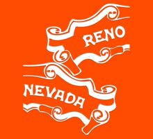 Reno Nevada (split familiar logo) by Steve Hryniuk