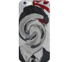 Faceless Moriarty iPhone Case/Skin