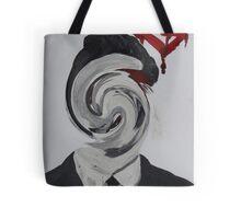 Faceless Moriarty Tote Bag