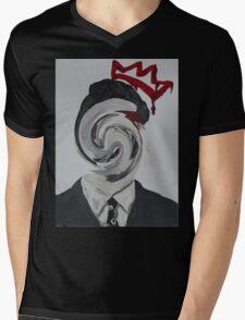 Faceless Moriarty Mens V-Neck T-Shirt