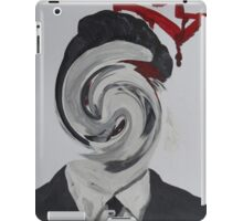 Faceless Moriarty iPad Case/Skin