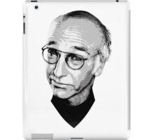 The Larry David iPad Case/Skin
