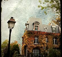 Autumnal House by Marc Loret