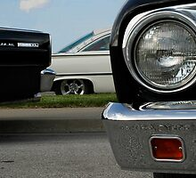 Trio of Fords by dlhedberg