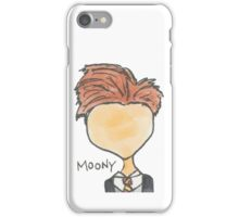 Moony iPhone Case/Skin