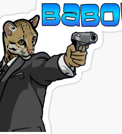 babou Sticker