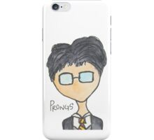 Prongs iPhone Case/Skin