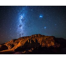 Second Valley Galaxy... Photographic Print