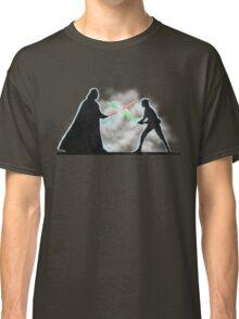Vader Luke duel Classic T-Shirt