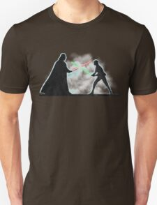 Vader Luke duel T-Shirt