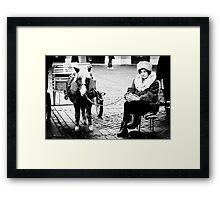 OnePhotoPerDay Series: 341 by L. Framed Print