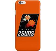 Tatooine 2Suns - Star Wars Sports Teams iPhone Case/Skin