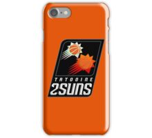 Tatooine 2Suns - Star Wars Sports Teams iPhone Case/Skin