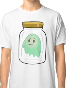 Ghost In A Jar Classic T-Shirt