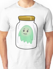 Ghost In A Jar Unisex T-Shirt