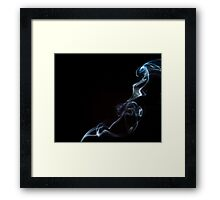 In an Alien World Framed Print
