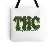 THC Cannabis Tote Bag