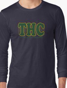 THC Cannabis Long Sleeve T-Shirt