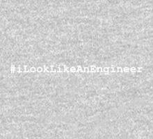 #iLookLikeAnEngineer One Piece - Long Sleeve